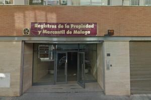 Registro de la Propiedad de Málaga